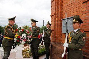 75 лет освобождения Могилевского района от немецко-фашистских захватчиков